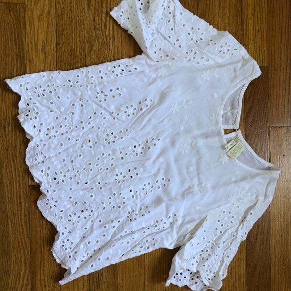 Tops - White top